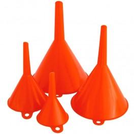 Trychtýře plastové, sada 4 ks, Pressol, PR02360