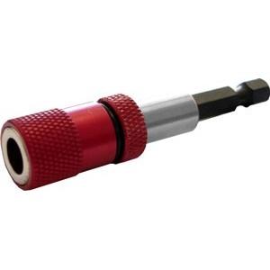 Držák bitů, magnetický, seřiditelný, 1/4 x 70 mm, Narex Bystřice, B8328-00