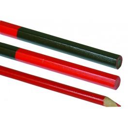 Tužka červeno modrá, TUZCERMOD