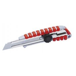 Odlamovací nůž, 18 mm, L24, kovový, kolečko, 16144, Festa, F16144