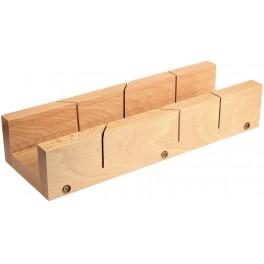 Pokosnice dřevěná, 80 x 300 mm, buk, F24171