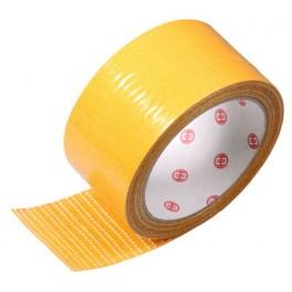 Oboustranná lepící páska, s výztuží, 50 mm x 10 m, F38924
