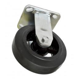 Kolečko pevné, zátěžové, 150 mm, 420 kg, KOL150P