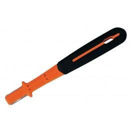 Profesionální wolframovo-karbidový ostřič, 100 mm, Bahco, SHARP-X