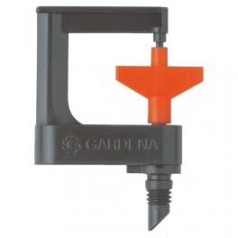 Rotační rozprašovací zavlažovač, 360°, 2 ks, Micro-Drip-System, Gardena, G1369-29