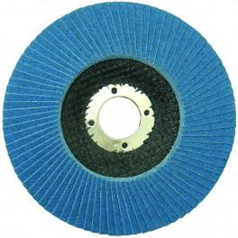 Lamelový kotouč, 150 mm, zrno 40, pro broušení nerez oceli, Festa, F22150
