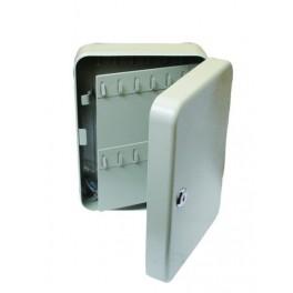Schránka na klíče, 90 pozic, 300x230x90 mm, L70141