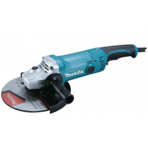 Úhlová bruska, 230 mm, 2000 W, antirestart, Makita, GA9050R