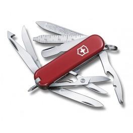 Kapesní nůž, Victorinox MiniChamp, červený, 0.6385
