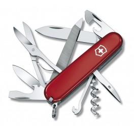 Kapesní nůž, Victorinox Mountaineer, červený, 1.3743