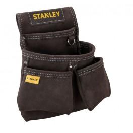 Víceúčelová kožená kapsa, 300 x 70 x 330 mm, Stanley, STST1-80116