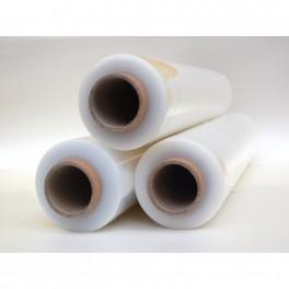 Strečová folie, šířka 500 mm, 270 m, 2,8 kg, transparentní, FOLIE50/20