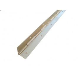Pianový pant, 32 / 900 mm, pomosazený, 7202, TKZ Polná, 005251