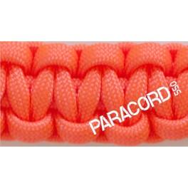 Šňůra Paracord 550, 4 mm, oranžová reflexní, SNURA4OR