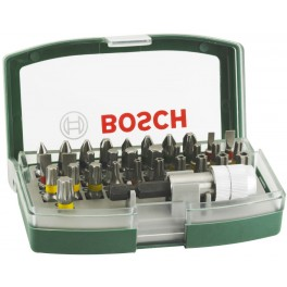 Sada bitů, 32-dílná, barevné odlišení, Bosch 2.607.017.063