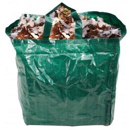 Koš na listí skládací, 200 l, 60 x 60 x 55 cm, 44960