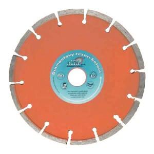 Diamantový kotouč segmentový, VARIANT 125 x 22,2 mm, ALFA VAR125