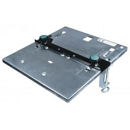 Řezací stůl pro přímočarou pilku, 320 x 300 mm, Wolfcraft, 6197000