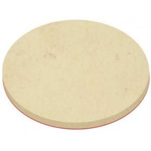 Leštící kotouč, 125 mm, filcový, se suchým zipem, MAGG BL9330125