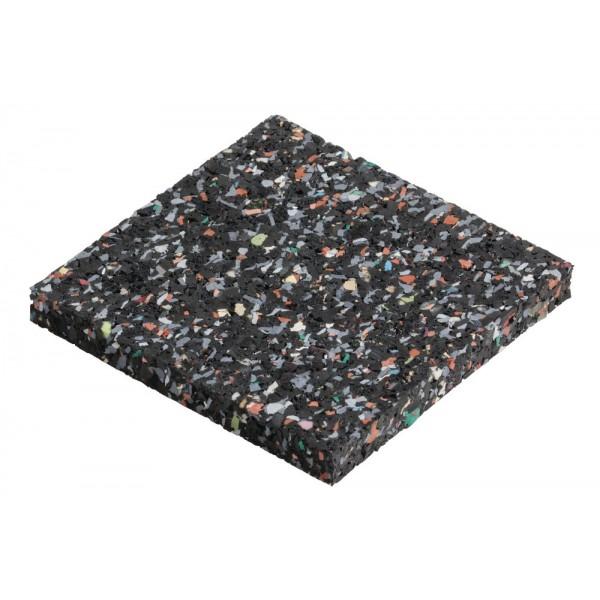 Podložka pro terasy, 20 ks, 90 x 10 x 90 mm, Wolfcraft, 6987000