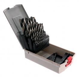 Sada vrtáků do kovu, 25-dílná, Twist Speed, ProBox, Bosch, 2.608.577.352