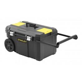 Pojízdný box na nářadí, 665 x 404 x 344 mm, 50 l, nosnost 40 kg, Stanley, STST1-80150