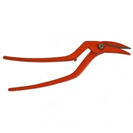 Nůžky na plech, 250 mm, celokovové, 229015