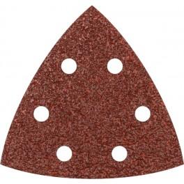 Brusný papír na suchý zip, 96 mm, perforovaný, zrno 40, PS 22 K, Klingspor, D96P40O15
