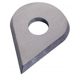 Náhradní břit pro škrabku 625, tvar kapka, Bahco, 625-DROP