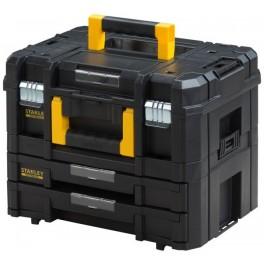 Combo box na nářadí, 440 x 330 x 326 mm, TSTAK FatMax, Stanley, FMST1-71981
