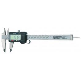 Posuvné měřítko digitální, 150 mm, 0.03 mm, Bruder Mannesmann 823-160