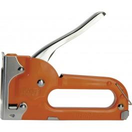 Ruční sponkovačka, pro spony R53/4-8 mm, Dedra, 11Z001
