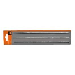 Pilník na pilové řetězy, 3.2 mm, 3 kusy, BAHCO, 168-6-3.2-3P