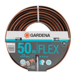 "Hadice Comfort FLEX, 9 x 9, 1/2"", 50 m, bez armatur, Gardena, G18039-20"