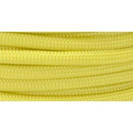 Šňůra Paracord 550, 4 mm, žlutá, SNURA4Z
