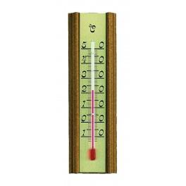 Pokojový teploměr, dub, 140 mm, 1034313