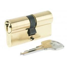 Cylindrická vložka, 30+35 mm, Y500, 3 klíče, mosaz, YALE, Y500-30/35MS