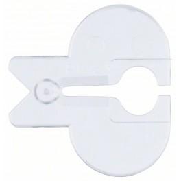 Ochrana proti třískám pro přímočaré pily Bosch Anti-Splinter Guard - 5 ks, Bosch, 2.607.010.079