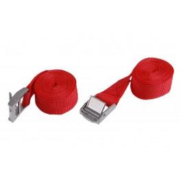 Napínací pás univerzální, 25 mm, 2 x 2,5 m, 009691