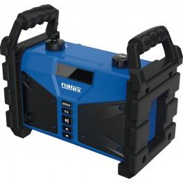 Přenosné pracovní rádio BT-02 s funkcí Bluetooth a Powerbanky, Narex, 65405613