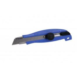Odlamovací nůž, 18 mm, s kovovou vložkou, hobby, L-550