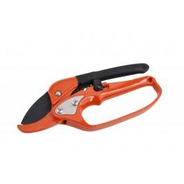 Zahradní nůžky, 200 mm, s rohatkou, hliníkové, 45027