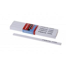 Tužka truhlářská, 250 mm, bílý lak, 13272, Festa, TRUT250B