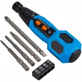 Akumulátorový hybridní šroubovák s napájením přes USB, 3,6 V, 0,85 Ah, AS 37-Li Hybro USB, Narex, 65405670
