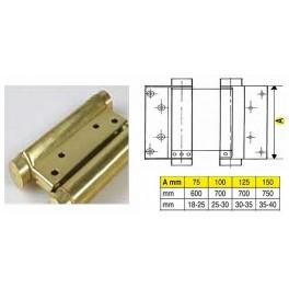Pružinový závěs, 33 / 125 mm, Ms, F1-109033, 032012