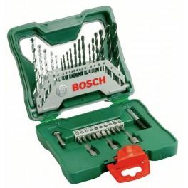 Sada vrtáků a bitů, 33-dílná, X-Line, Bosch, 2.607.019.325