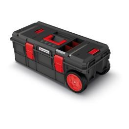 Kufr na nářadí s kolečky, 795 x 380 x 307 mm, X BLOCK TECH, Kistenberg, KXB8040WF
