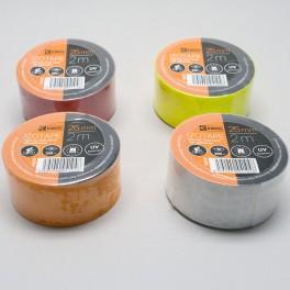 Reflexní páska, 25 mm / 2 m, F6070, 1 ks - není možné vybrat barvu, Emos, EM-F6070
