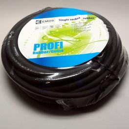 Prodlužovací kabel, 10 m, gumový, spojka, 3 x 1,5 mm, P01710, Emos, EM-P01710