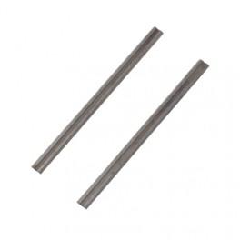 Otočný nůž z tvrdokovu pro hoblíky, 1 pár, Makita, D-07945
